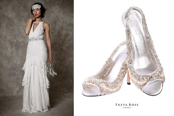 Wedding Competition: Win A £200 Freya Rose Bridal Voucher