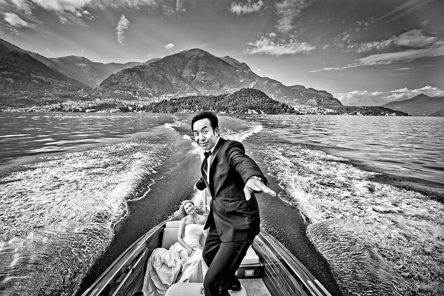 Top 20: Best Wedding Photographers In The World