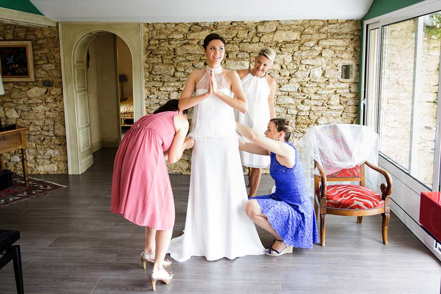 A Wedding In The Beautiful French Countryside