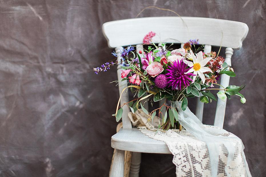 Wedding Florist Hampshire JenniBloom Flowers