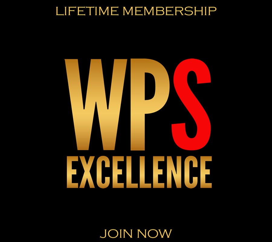 WPS Lifetime Membership