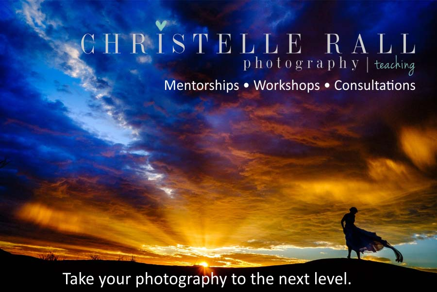 Christelle Rall Wedding Photography Mentoship, Training and Workshop