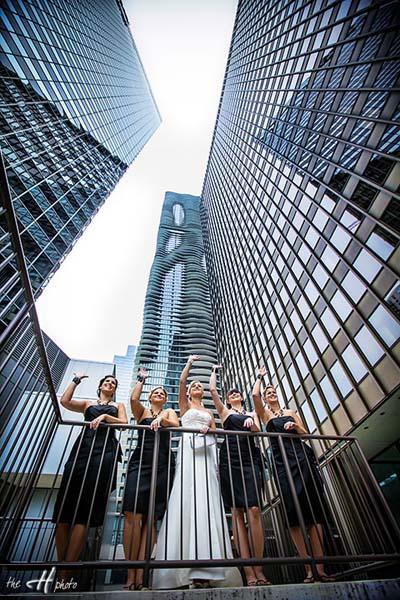 The H Wedding Photography image 10