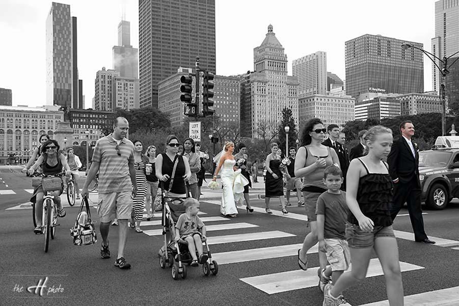 The H Wedding Photography image 13