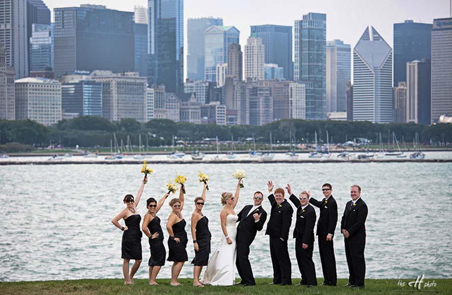 The H Wedding Photography image 15