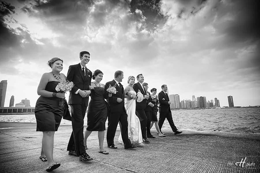 The H Wedding Photography image 17