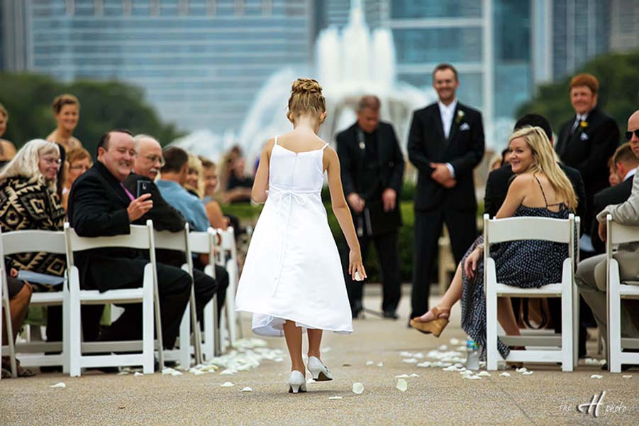 The H Wedding Photography image 18