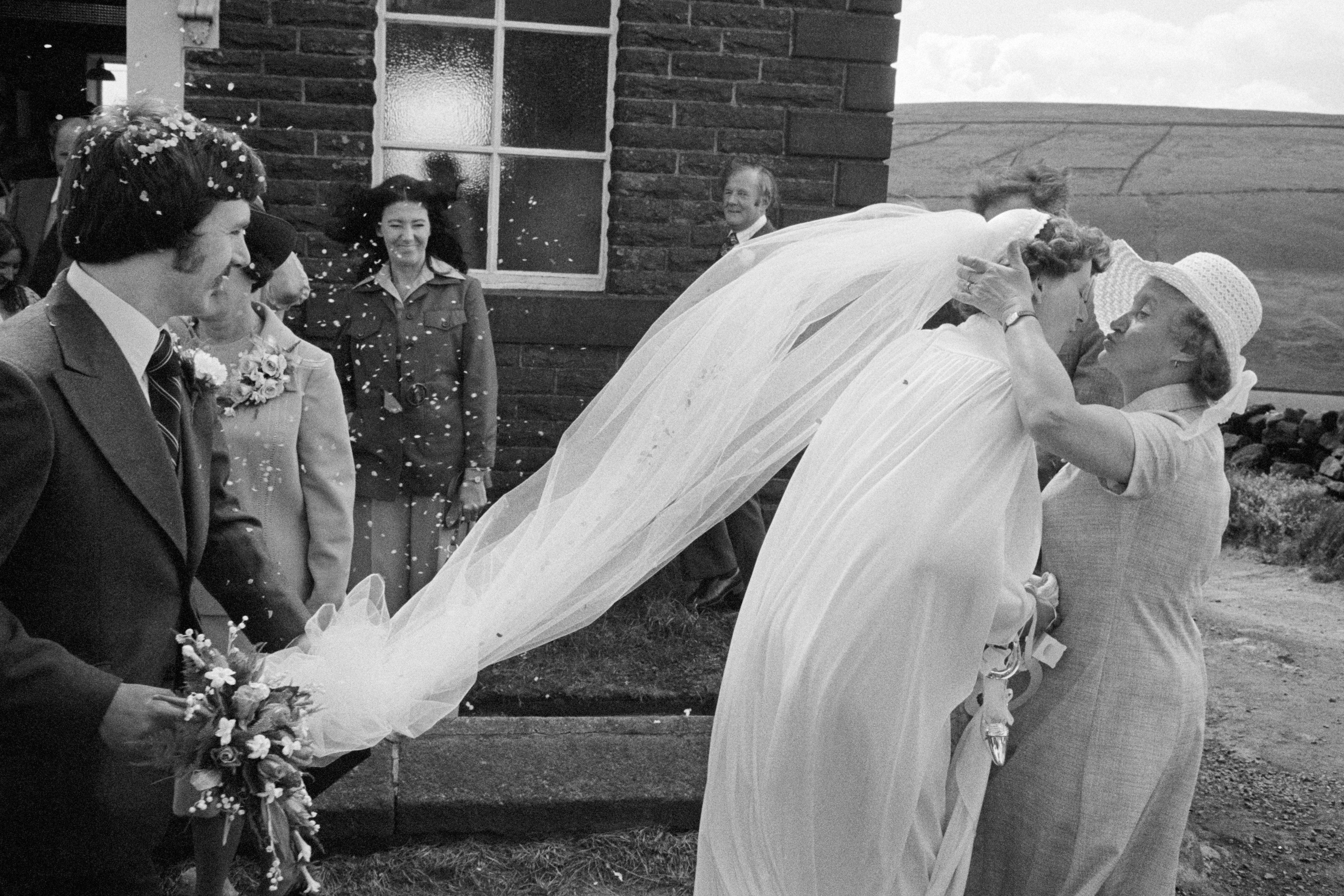 Martin Parr: A Small Wedding Folio