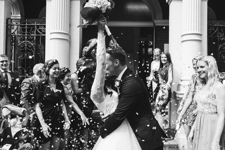 A Beautiful Wedding In London By Ian Weldon