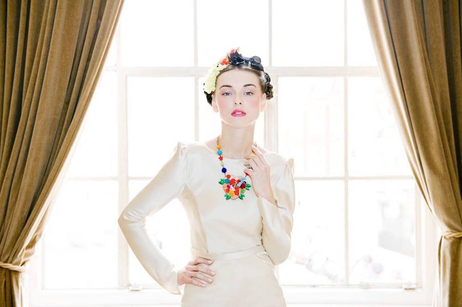 Wedding Hair & Make-up Nationwide By Lipstick And Curls