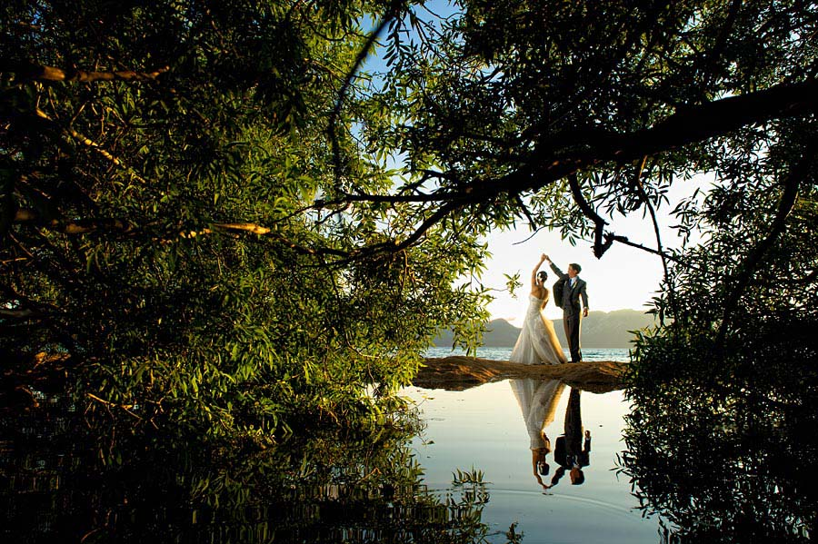 Photo Of The Day: Matt & Tara Theilen Capture A Dancing Bride And Groom