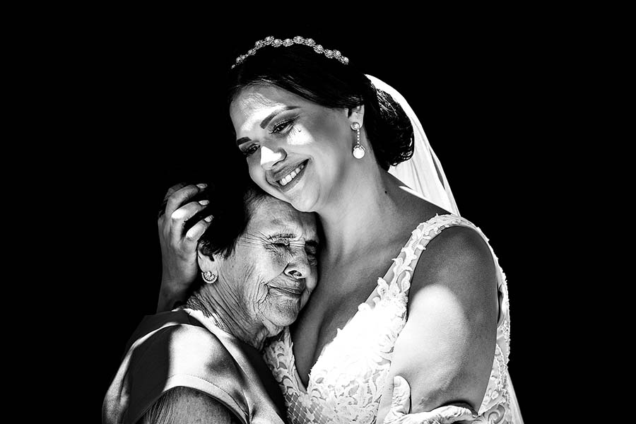Photo Of The Day: A Tender Wedding Moment Captured By Jader Morais Brazil