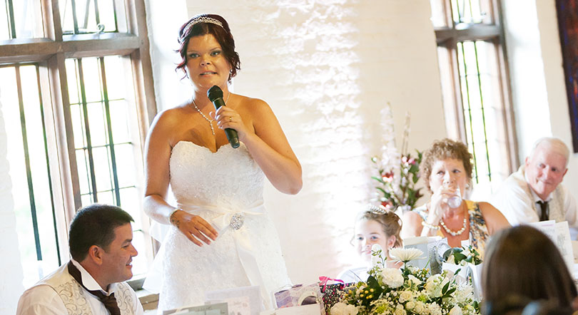 A Brides Speech