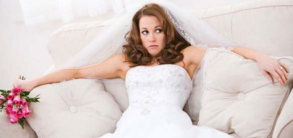 how to deal with wedding day nerves main image
