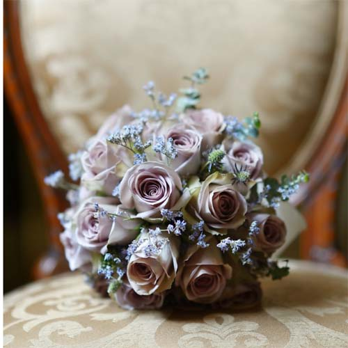 the history of the wedding bouquet