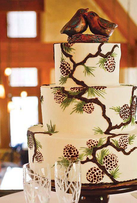 Wedding Cake Trends In 2015.