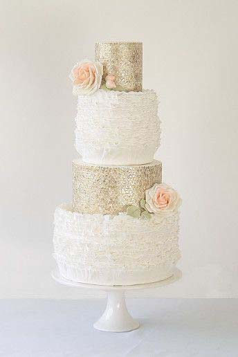 Wedding Cake Decor Uk : Wedding Cake Trends In 2015.